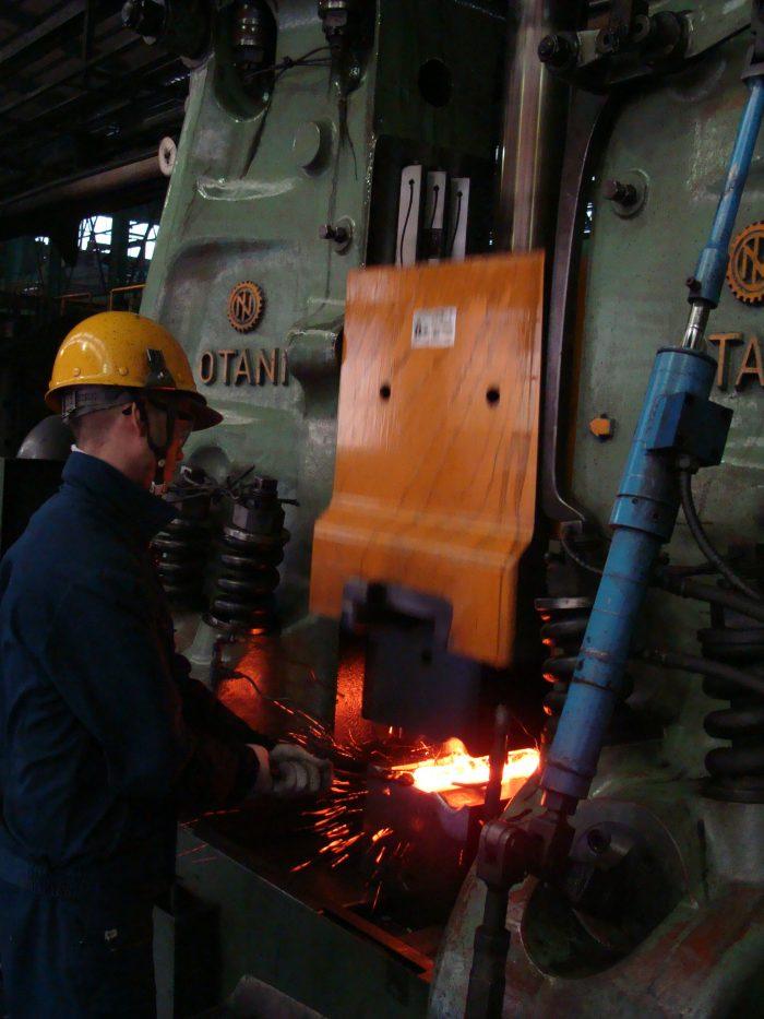鍛造 岡山 金属加工